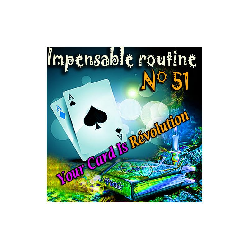 Impensable Routine N° 51 - Your Card Is Révolution - Téléchargement