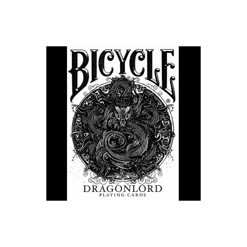Bicycle Dragonlord White