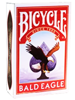 Bicycle Bald Eagle - Limited Edition