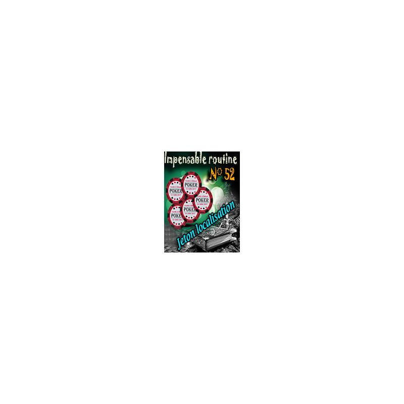 Impensable Routine N° 52 - Jeton Localisation - Téléchargement