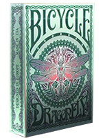 Bicycle Dragonfly Teal