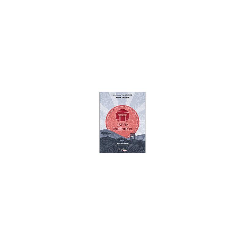Le livre Japon ingénieux - Richard Kaufman