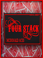 Four Stack Bicycle Rouge - Zihu