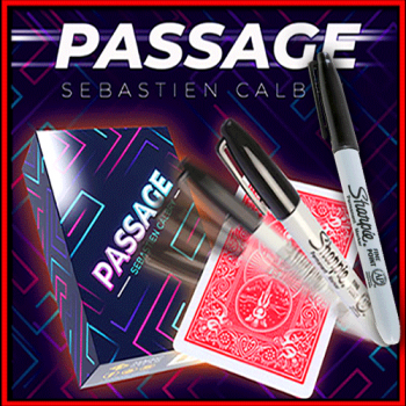 Passage - Sébastien Calbry