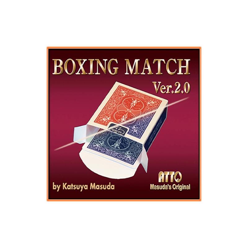 Boxing Match 2.0 - Katsuya Masuda