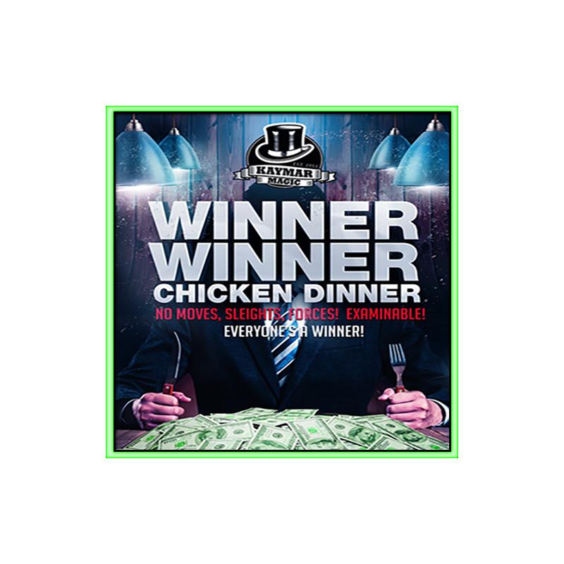 Winner Winner Chicken Dinner - Kaymar Magic