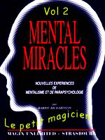 Livre Mental Miracles (Barrie Richardson)