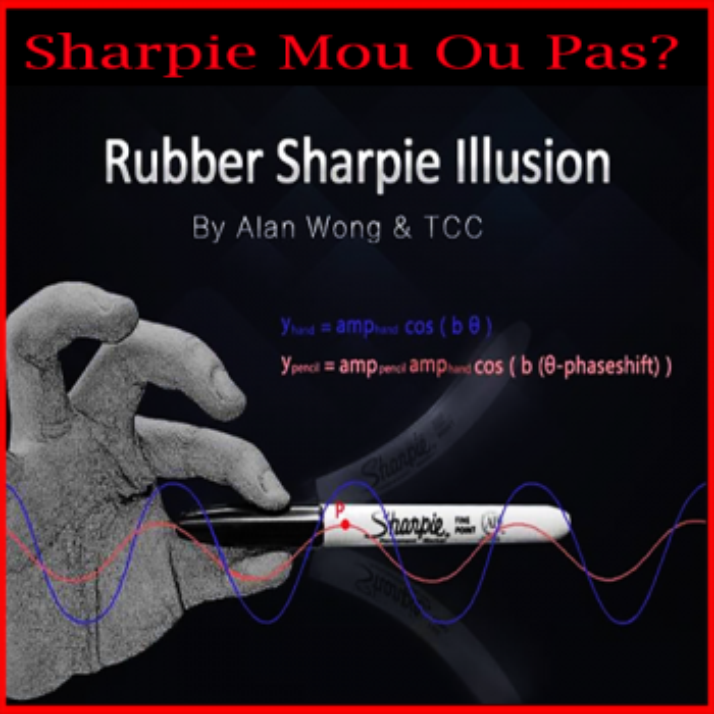 Rubber Sharpie Illusion - Alan Wong - TCC