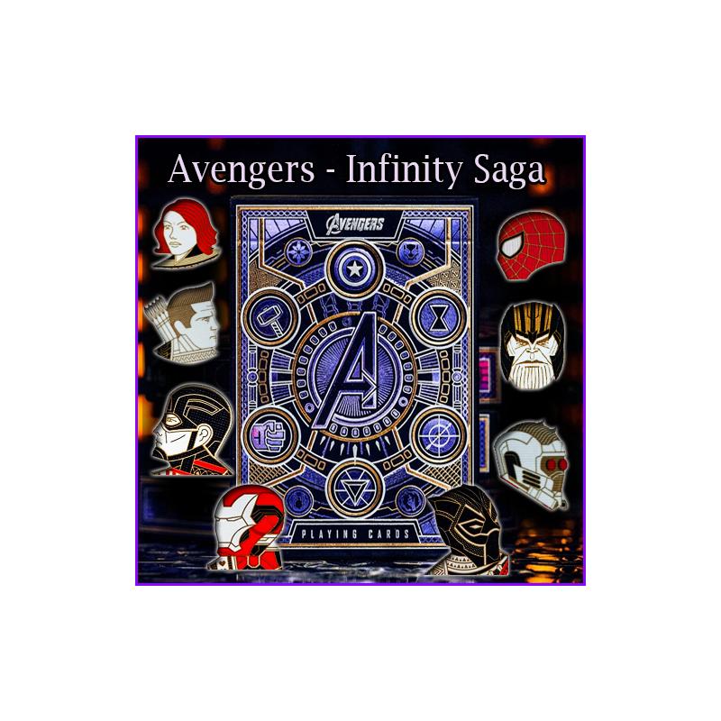 Jeu De Cartes Avengers - Infinity Saga - Theory 11