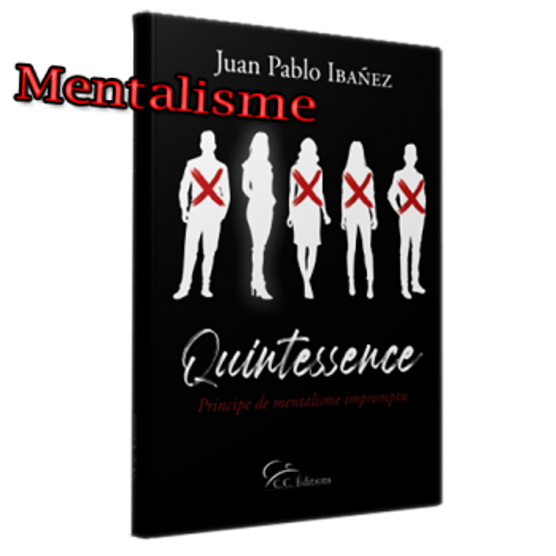 Livre Quintessence - Juan Pablo Ibanez