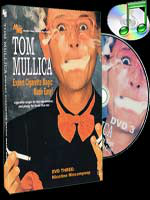 DVD Expert Cigarette Magic Made Easy - Vol.3 ( Tom Mullica )!!!