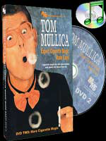 DVD Expert Cigarette Magic Made Easy - Vol.2 ( Tom Mullica )!!!