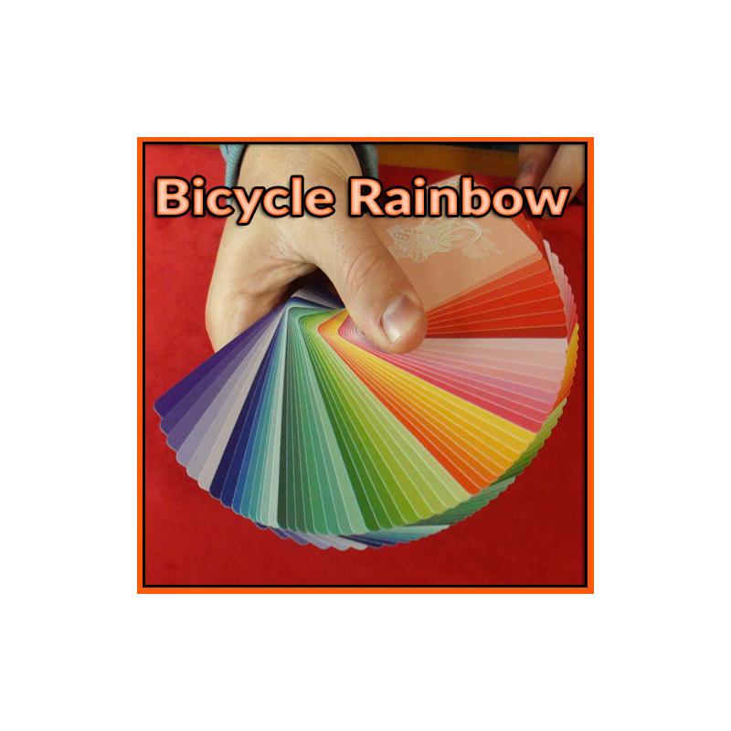 Bicycle Rainbow