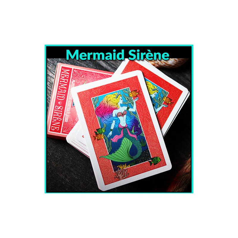Bicycle Mermaid Sirène
