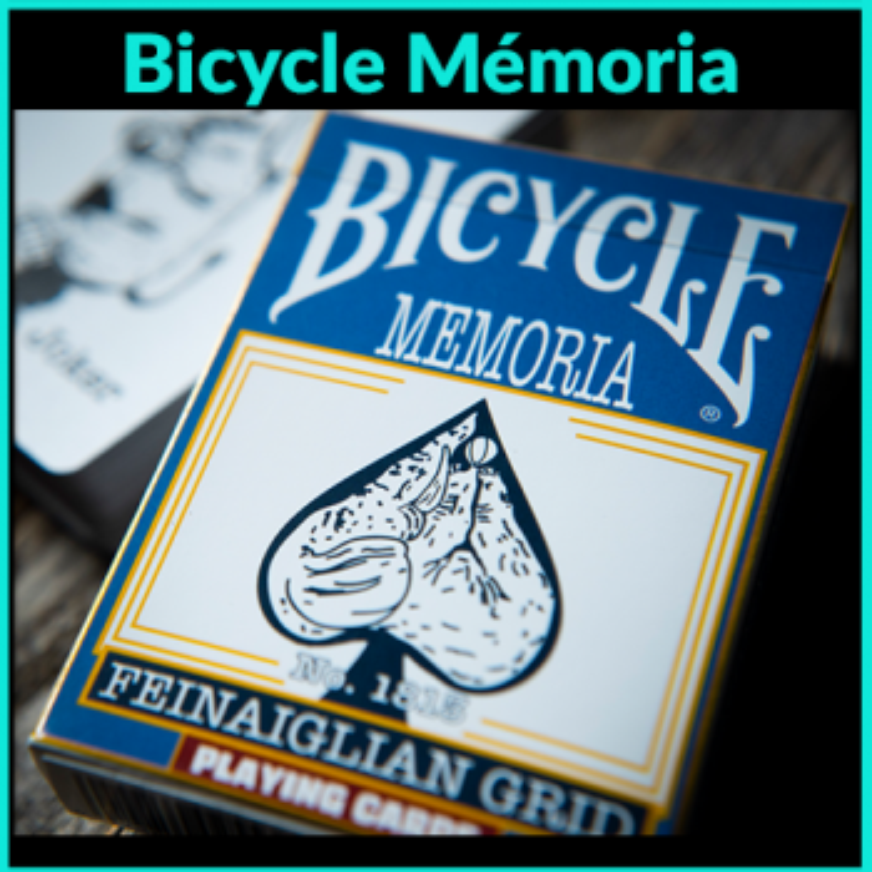 Bicycle Memoria - Feinaiglian Grid
