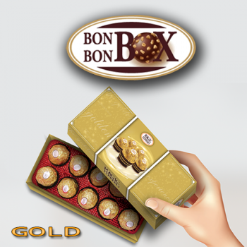 BonBon Box - Red Box - Iglesias