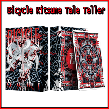 Bicycle Sumi Kitsune Tale Teller - Rouge