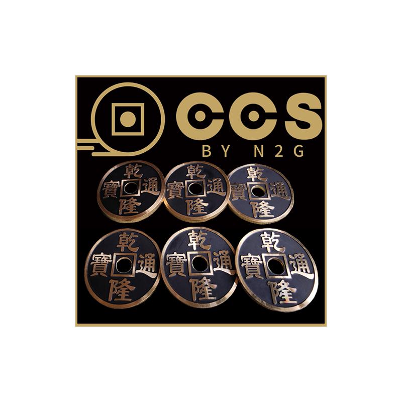 Jeu Marqué Maiden Rouge - 8 - Positions