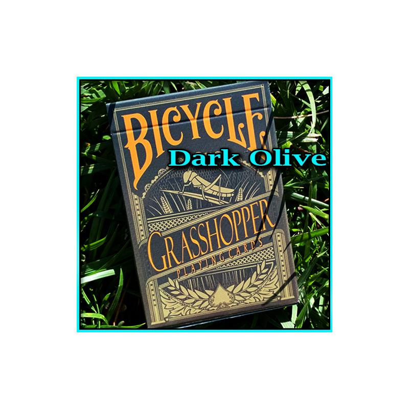Bicycle Distilled Top Shelf