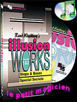 DVD Illusion Works Volumes 1 & 2 ( Rand Woodbury )!!!