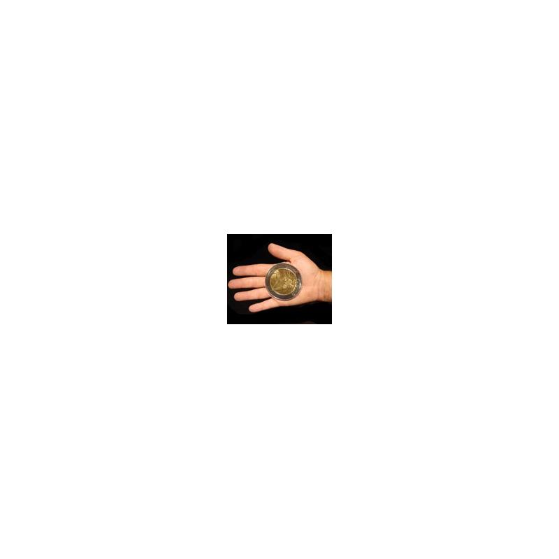 Pièce Jumbo 2 Euro 7 cm