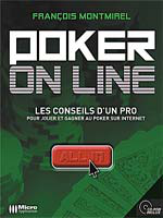 livre Poker On Line ( François Montmirel )