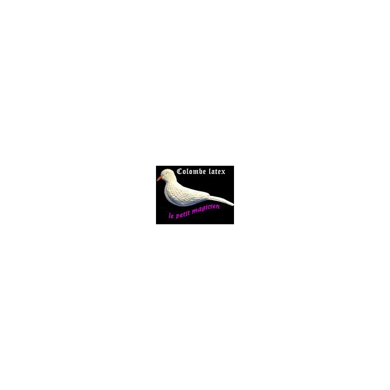 Colombe en Latex - Latex Dove