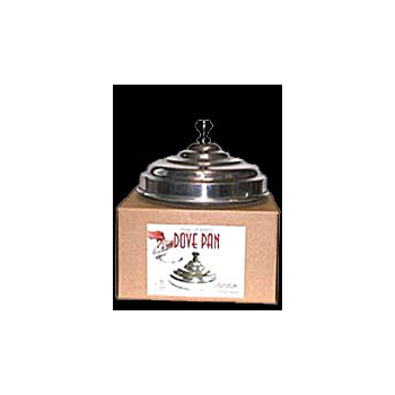 Casserole Double chromé - dove pan ( Bazar de magia )