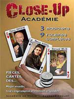 Dvd Close-up Academie