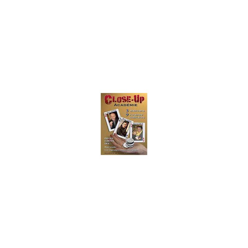 Dvd Close-up Academie