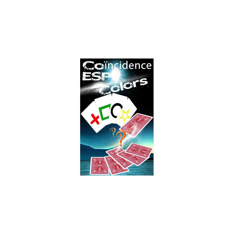 ESP Coincidence Colors