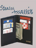 Stealth Assassin Wallet + DVD (Peter Nardi Et Marc Spelman)
