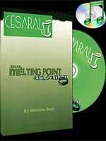 DVD Cesaral Melting Point Reloaded by Mariano Gonio