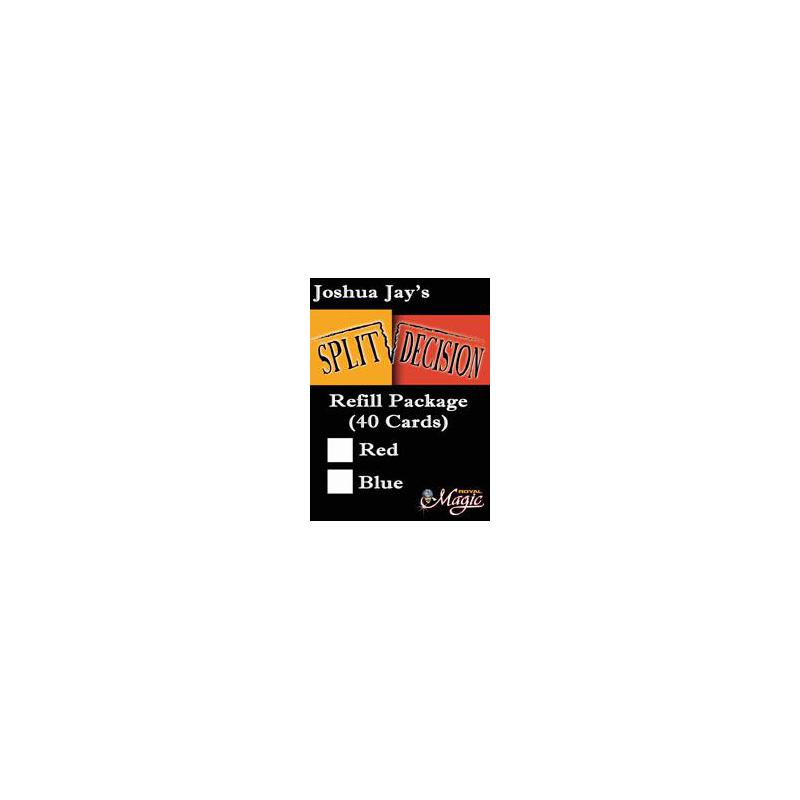 Split descision recharge