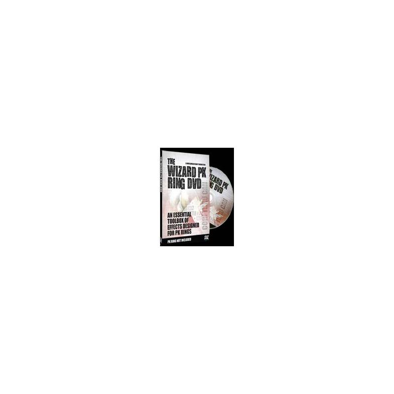 DVD Wizard PK Ring