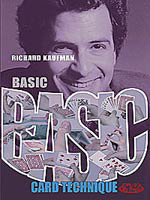 DVD Basic card technique ( Richard Kaufman )