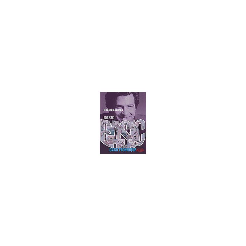 DVD Basic card technique ( Richard Kaufman )