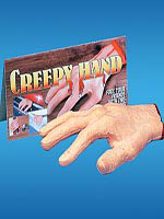 Fausse main latex - Creepy Hand