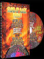 DVD Stand-Up Magic - Volume 1 (World's Greatest Magic)