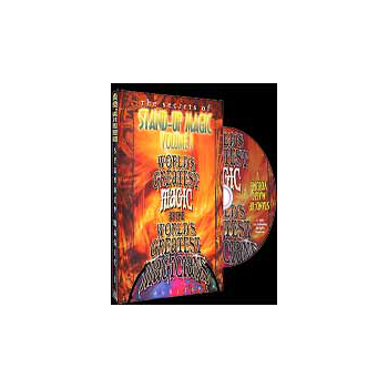DVD Stand-Up Magic - Volume 1 (World's Greatest Magic)