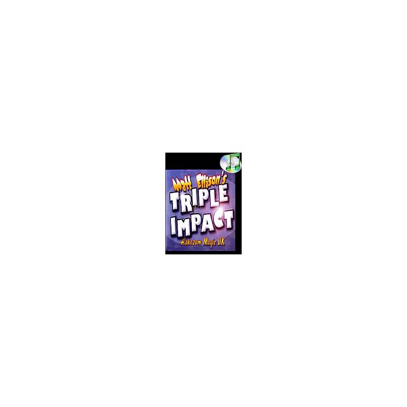 Triple Impact ( alakazam )