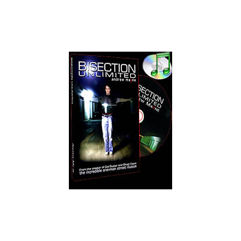 DVD Bisection ( andrew Mayne )
