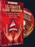 DVD A1 Ultimate Card Sessions - Vol 1