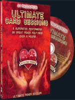 DVD A1 Ultimate Card Sessions - Vol 3 - Ultimate Poker Edition!!!