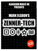 Zenner-Tech + dvd ( Mark Elsdon )