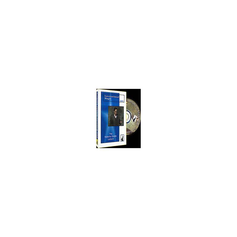 DVD Roberto Giobbi Lecture  International Magic
