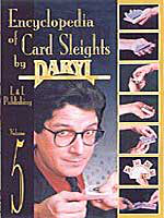 DVD Daryl Encyclopedia of Card Sleights vol.5