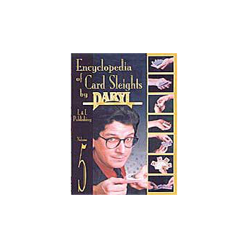 DVD Daryl Encyclopedia of Card Sleights vol.5