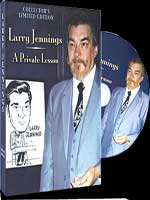 DVD Larry Jennings - A Private Lesson