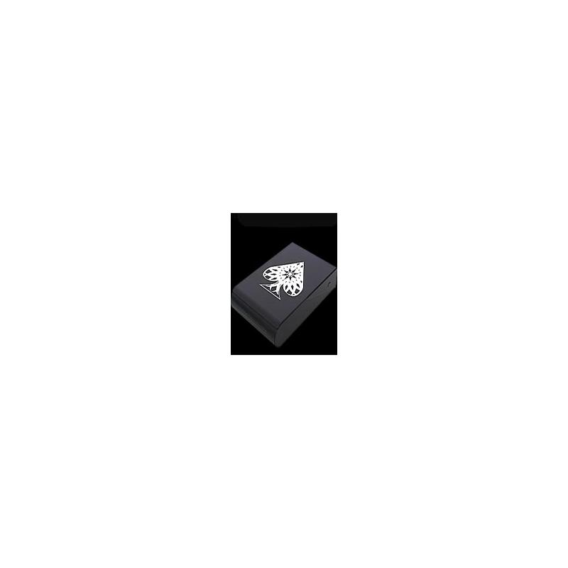 clip card Aluminium black